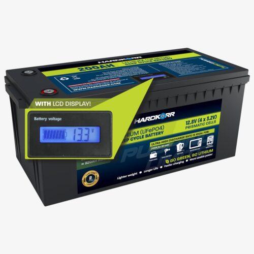 200AH Lithium Deep Cycle Battery
