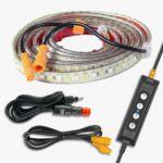 2m Tri-Colour Stick-On LED Tape Light