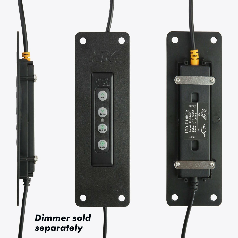 Dimmer Flush Mount Panel