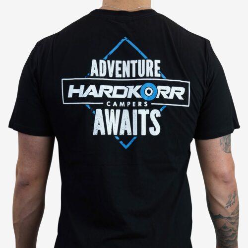 Hardkorr T-Shirt - Adventure Awaits