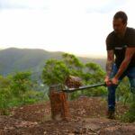 15 Piece Multi-Tool Camping Shovel