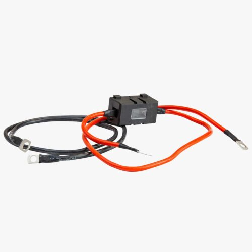 75cm 10AWG inverter cable with 40A fuse