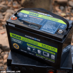 100AH High-Discharge Lithium (LiFePO4) Deep Cycle Battery