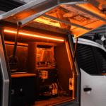 100cm (1m) Tri-Colour LED Light Bar Kit with Diffuser