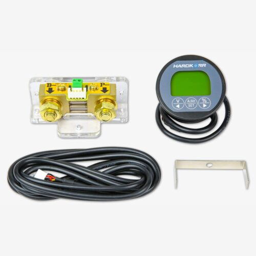 Battery Monitor with Shunt 500A