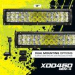 "XD-GEN4 Series 12"" dual row LED light bar"