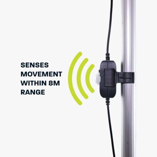 Motion Sensor for Camp Lights