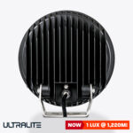 """Ultralite Series 9"""" LED Driving Lights (Pair w/Harness)"""