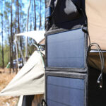 15W Dual USB Solar Phone / Personal Device Charger