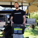 Heavy Duty Battery Box