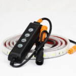 1m Tri-Colour Flexible Tape Light