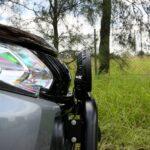 BZR-X Series 9 Inch Driving Lights