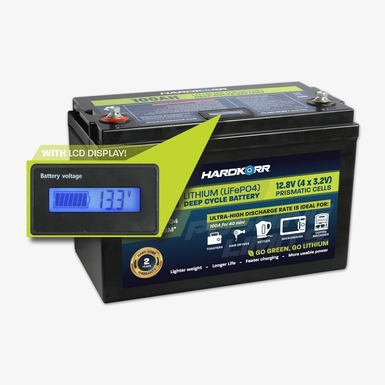 100AH Deep Cycle Lithium Battery