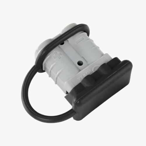 Black Anderson Style Plug Cover