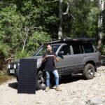 170w fixed solar panel