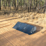 150w heavy duty portable solar mat