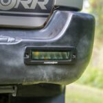 30w slimline flush mount work light