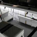 Hardkorr 8 metre blue & white boat light kit