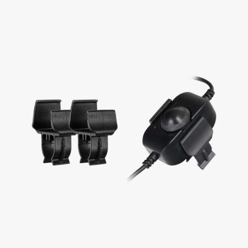 Dimmer Pole Clamps 2 Pack