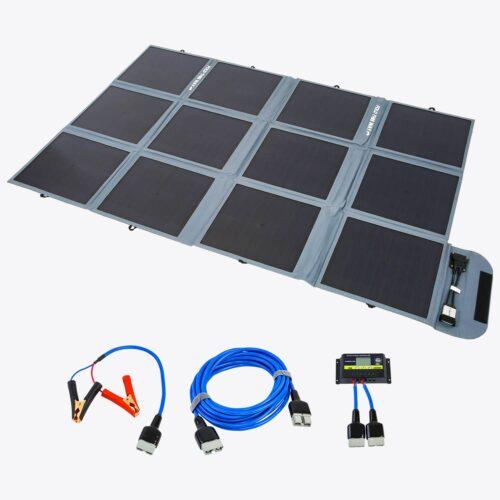 Lifestyle 200w Solar Blanket