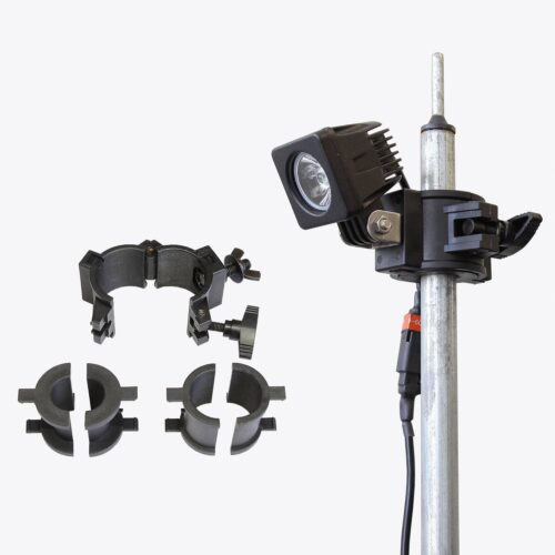 Multi-Purpose Pole Clamp