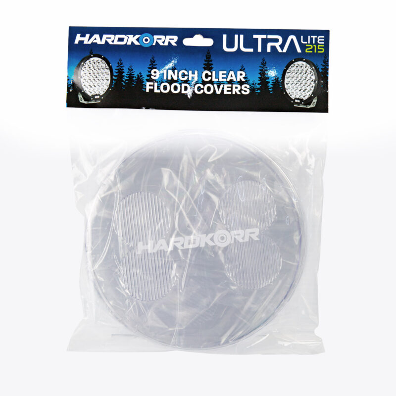 9 Inch Driving Light Flood Covers